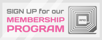 Sign up for our Membership Program